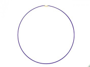 Tour De Cou Violet Steel Wired