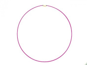 Tour De Cou Steel Neon Pink Wired