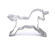 Dreamflying Unicorn Horse Cookie Cutter - Stainless Steel