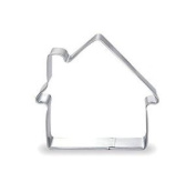 Dreamflying House Shape Cookie Cutter - Stainless Steel
