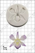 Silicone Mould Orchid   Food Use Fpc Sugarcraft . Within The Uk!