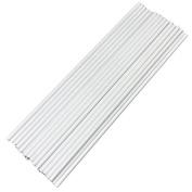 White Plastic Cake Dowels Stirrers Sticks 30cm Or 20cm Poles Sticks