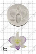 Silicone Mould Dendrobium   Food Use Fpc Sugarcraft . Within The Uk!