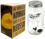 Cookut Mayozen - amazing Handmade Mayonnaise in 1 Minute, Transparent