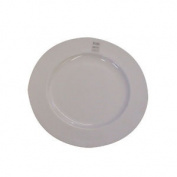 Fairmont And Main Fine White Porcelain Dinner Plate 27cm