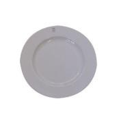 Fairmont And Main Fine White Porcelain Dessert Plate 21cm