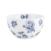 Katie Alice Vintage Indigo Floral Cereal Bowl