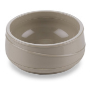 Insulated Bowl - Brown