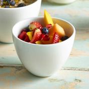 Royal Genware Conical Bowl 10.5cm - White Porcelain Bowls For Serving Side Dishe
