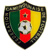 Cameroon Football World Cup Pins
