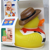 Children Rubber Colour Changing Heat Safety Fun Kids Bath Toy Baby Duck Cowboy
