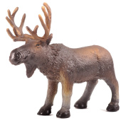 Natural rubber latex Moose by Green rubber toys