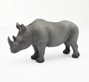 Natural rubber latex Rhinosaurus by Green rubber toys