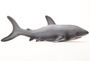 Marine Natural rubber latex bathtime toy Shark by Green rubber toys