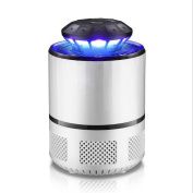 Light-Contact LED Mosquito Lamp Home Without Radiation Mute Baby Pregnant Woman Patters Mosquito Control Device