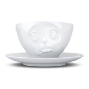 Tassen Oh Please Face Coffee Cup & Saucer