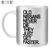 Stuff4 Tea/coffee Mug/cup 350ml/ fits Nissan /b