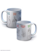 Mug Tea Coffee Rude Funny Cheeky Humour Novelty Birthday Present