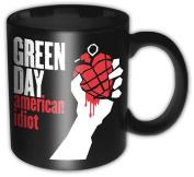 Green Day Mug American Idiot