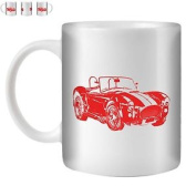 Stuff4 Tea/coffee Mug/cup 350ml/red/clas