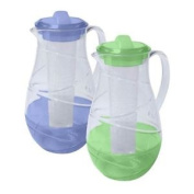 2.3l Fruit Infusion Pitcher Jug Fruit Flavoured Water And Iced Fresh Drinks