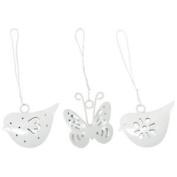 Ib Laursen Hanger 2 Birds 1 Butterfly