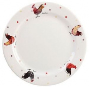Alex Clark Rooster Dinner Plate 27cm