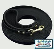 Biothane Tow Rope 12 Mm X 7.5 M Black