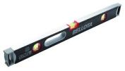 Bellota 50107-120 Extrastrong Tubular Spirit Level 120 Cm With Vial Sensitivity