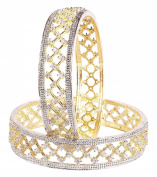 Shiv_Collection Latest Bollywood Designer CZ Bangles Indian Partywear Jewellery for Womens