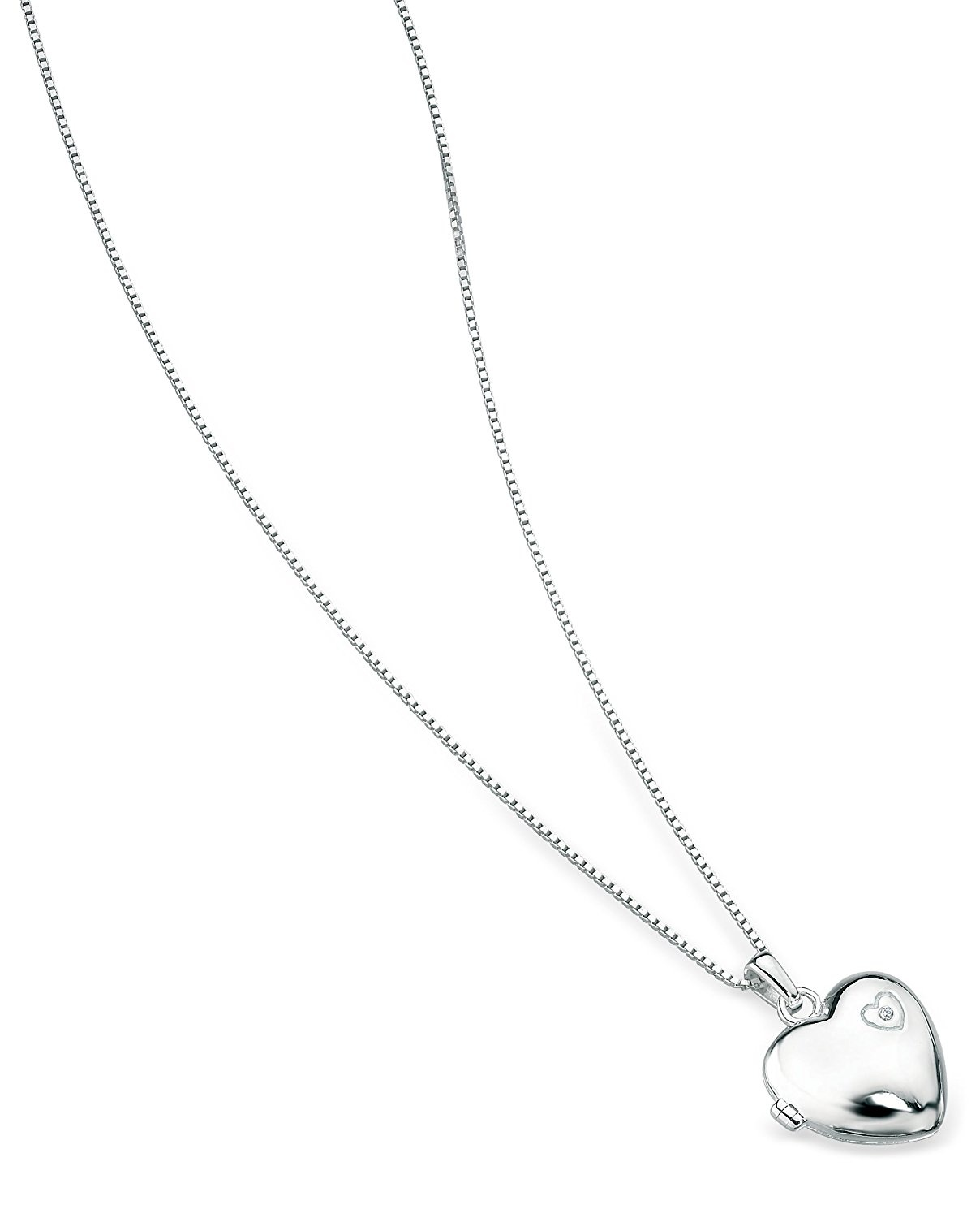 engraved children more pin lockets hand heart locket sterling information s for silver childrens necklace