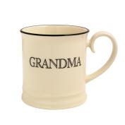 Fairmont & Main Grandma Tankard Mug Earthenware Idea Gran Granny Boxed