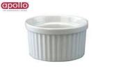 Apollo 8.7cm Ceramic Ramekin White Serveware Kitchen Home New