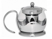 Glass Teapot Infuser Modern And . Exterior 750 Ml For Tea Bags, Leaf,
