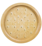 Rich Tea Biscuit Good Enough To Eat Round Tin Tray