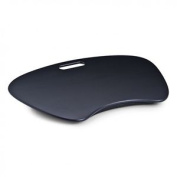 Zeller 13000 Laptop Lap Tray Mdf 59 X 40 X 6 Cm Black.