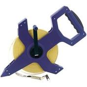 Draper Tools 52053 100 M Expert Fibre Glass Surveyors Tape