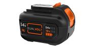 Black+decker Bl1554-xj 54 V 1.5 A Dualvolt Battery - Black/red