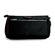 Flap type pen case black PE-09-BK with the pocket for exclusive use of the NOMADIC journalizing storing
