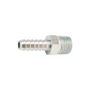 Draper 0.6cm Bsp Taper 0.6cm Bore Pcl Male Screw Tailpiece - A5656 Bulk