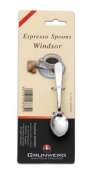 4 Espresso Spoons Windsor Carded