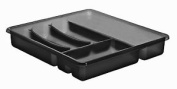 Rotho Mydecobox 1753108812 Basic 6 Compartments Cutlery Tray Drawer Insert Made