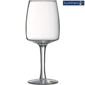 Luminarc Equip Home Extra Large Wine Glass 35cl Clear Bar Kitchen New