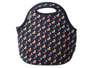 """Built """"gourmet Getaway"""" Lunch Tote With Pixel Confetti, Multi-colour"""