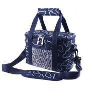 Vicloon Unisex Insulated Lunch Box Bag,tote Travel Picnic Carrying Bag Ice Bag 2
