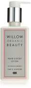Willow Organic Beauty Lime and Lavender Hand and Body Lotion 250 ml