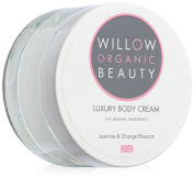 Willow Organic Beauty Jasmine & Orange Blossom Luxury Body Cream 175 ml