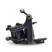 Compass Tattoo Machine Fuego Shader Tattoo Gun Steel Frame Copper Coils WQ2063