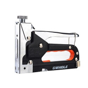 Gwhole 3-in-1 Heavy Duty Staple Gun With 600 Staples Attached