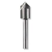 For Dremel 640 Rotary Multi Tool 'v' Groove 6.4mm Router Bit 3.2mm Shank